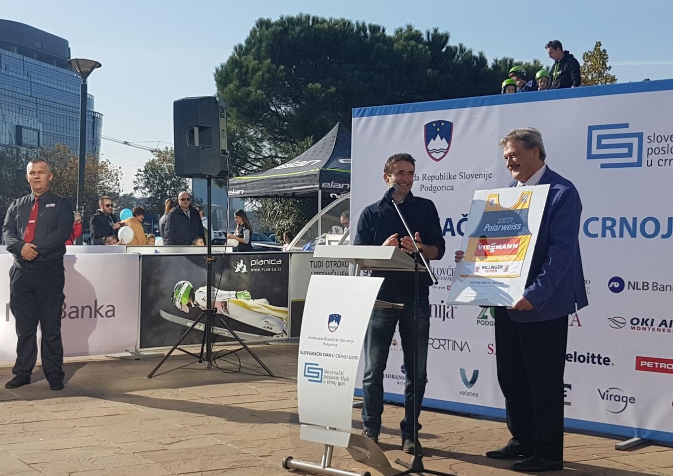 """Održana manifestacija """"Slovenački dan u Crnoj Gori"""" 19. i 20. novembra 2016. godine"""