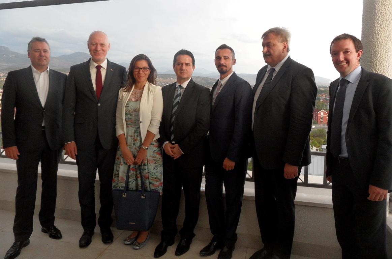 Posjeta predsjednika Skupštine Republike Slovenije
