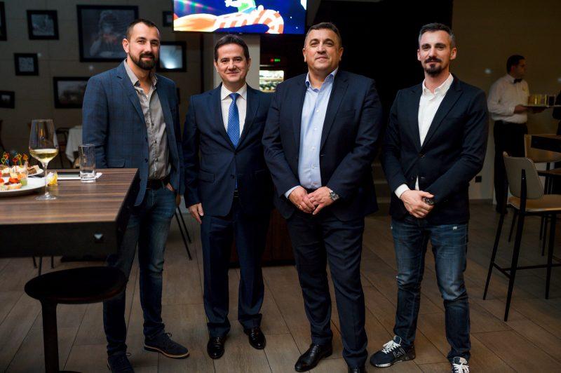 Poslovni susret članova Slovenačkog poslovnog kluba