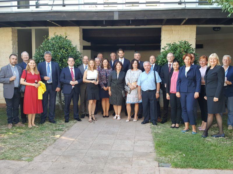 Posjeta delegacije Odbora za vanjske poslove Narodne skupštine RS Podgorici